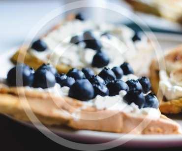 Waffles in Vienna: Travel to Taste
