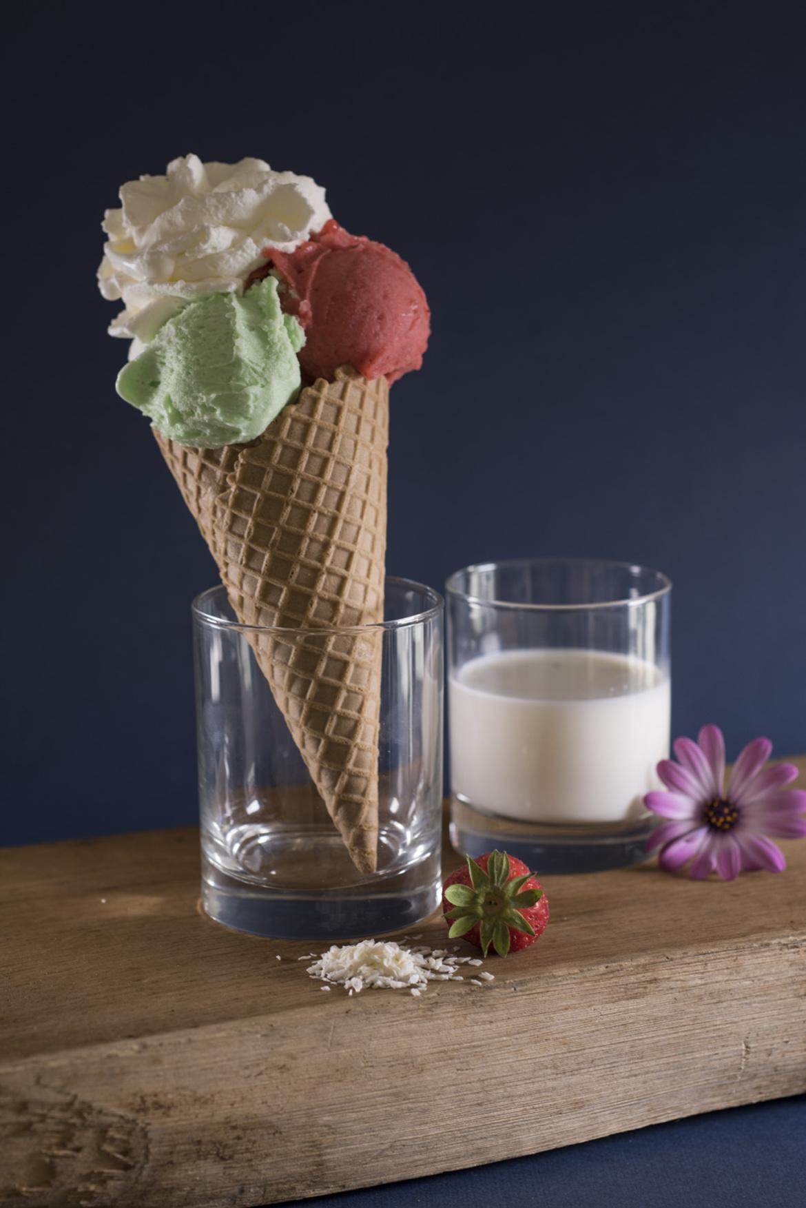 Cialda gelato
